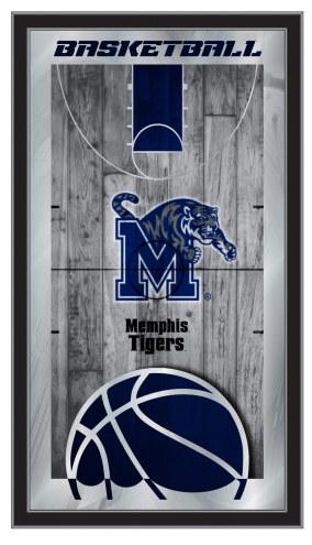 Memphis Tigers Basketball Mirror