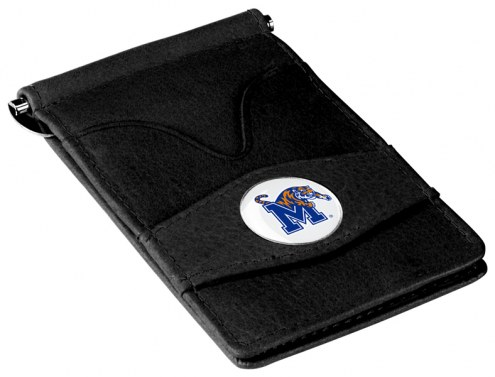 Memphis Tigers Black Player's Wallet