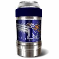 Memphis Tigers Blue 12 oz. Locker Vacuum Insulated Can Holder