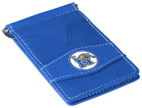 Memphis Tigers Blue Player's Wallet