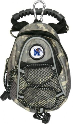 Memphis Tigers Camo Mini Day Pack