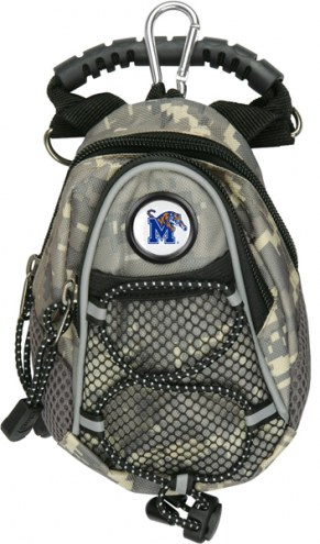 Memphis Tigers Camo Mini Day Pack