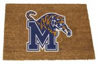 Memphis Tigers Colored Logo Door Mat