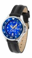 Memphis Tigers Competitor AnoChrome Women's Watch - Color Bezel