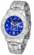 Memphis Tigers Competitor Steel AnoChrome Men's Watch