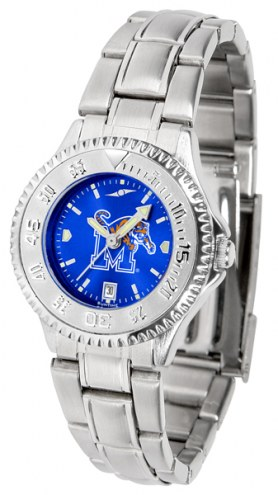 Memphis Tigers Competitor Steel AnoChrome Women's Watch