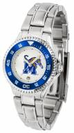 Memphis Tigers Competitor Steel Women's Watch