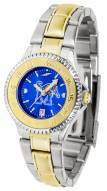 Memphis Tigers Competitor Two-Tone AnoChrome Women's Watch