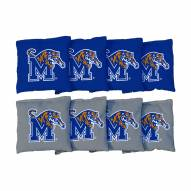 Memphis Tigers Cornhole Bag Set