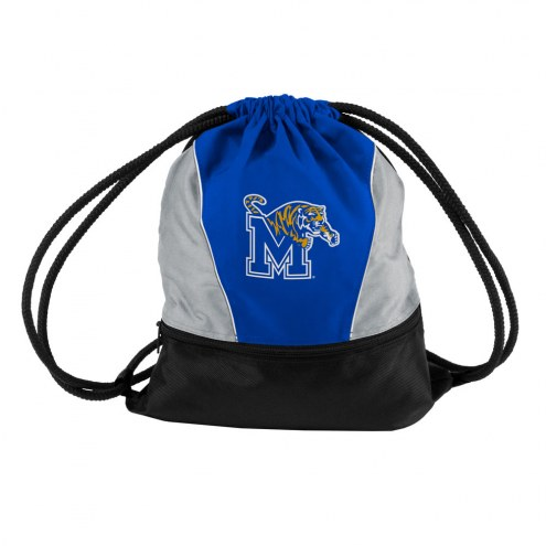 Memphis Tigers Drawstring Bag