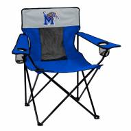 Memphis Tigers Elite Tailgating Chair