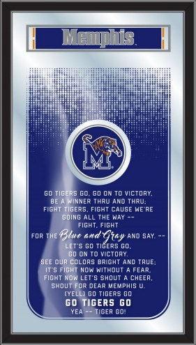 Memphis Tigers Fight Song Mirror