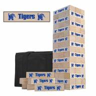 Memphis Tigers Gameday Tumble Tower