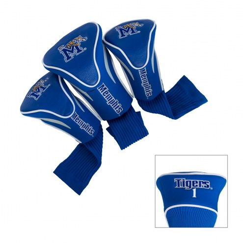 Memphis Tigers Golf Headcovers - 3 Pack