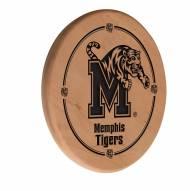 Memphis Tigers Laser Engraved Wood Sign