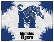 Memphis Tigers Logo Canvas Print