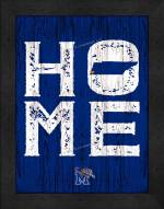 Memphis Tigers Home Away From Home Wall Decor