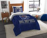 Memphis Tigers Modern Take Twin Comforter Set