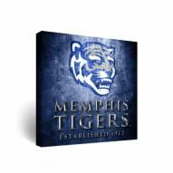 Memphis Tigers Museum Canvas Wall Art