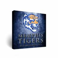 Memphis Tigers Museum Canvas Wall Art