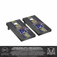 Memphis Tigers Operation Hat Trick Onyx Stained Cornhole Game Set