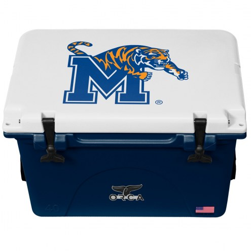 Memphis Tigers ORCA 40 Quart Cooler
