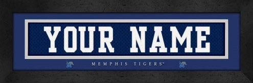 Memphis Tigers Personalized Stitched Jersey Print