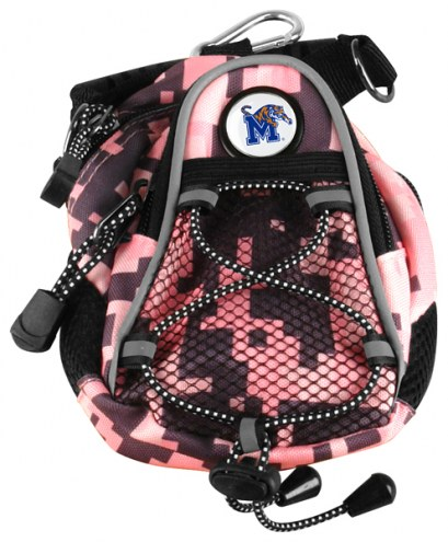 Memphis Tigers Pink Digi Camo Mini Day Pack