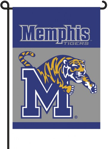 Memphis Tigers Premium 2-Sided Garden Flag