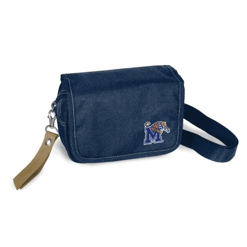 Memphis Tigers Ribbon Waist Pack Purse
