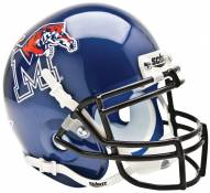 Memphis Tigers Schutt Mini Football Helmet