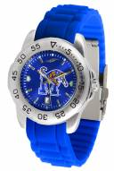 Memphis Tigers Sport Silicone Men's Watch