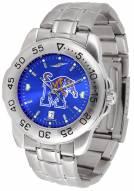 Memphis Tigers Sport Steel AnoChrome Men's Watch
