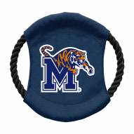 Memphis Tigers Team Frisbee Dog Toy