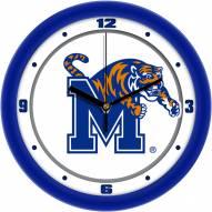 Memphis Tigers Traditional Wall Clock