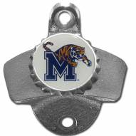 Memphis Tigers Wall Mounted Bottle Opener