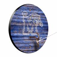 Memphis Tigers Weathered Design Hook & Ring Game