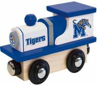 Memphis Tigers Wood Toy Train