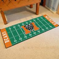 Mercer Bears Football Field Runner Rug