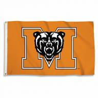 Mercer Bears Orange 3' x 5' Flag