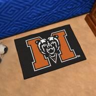 Mercer Bears Starter Rug