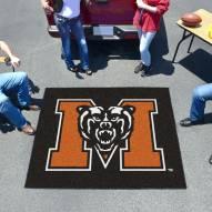 Mercer Bears Tailgate Mat