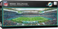 Miami Dolphins 1000 Piece Panoramic Puzzle
