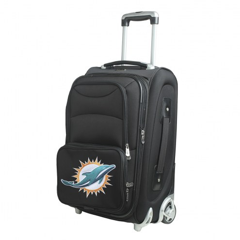 "Miami Dolphins 21"" Carry-On Luggage"