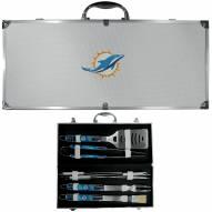 Miami Dolphins 8 Piece Tailgater BBQ Set