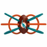Miami Dolphins Baby Teether/Rattle