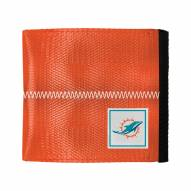 Miami Dolphins Belted BiFold Wallet