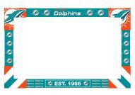 Miami Dolphins Big Game Monitor Frame
