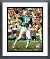 Miami Dolphins Bob Griese 1971 Action Framed Photo