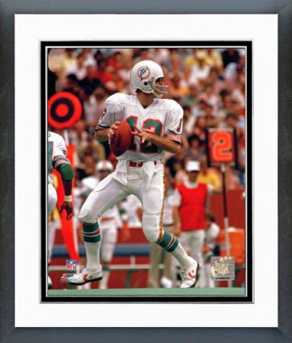 Miami Dolphins Bob Griese Action Framed Photo